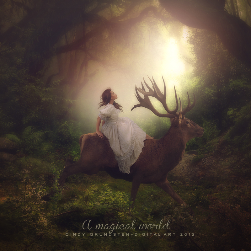 a-magical-world-II