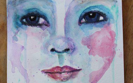 Face 4 by Tori Beveridge 2016