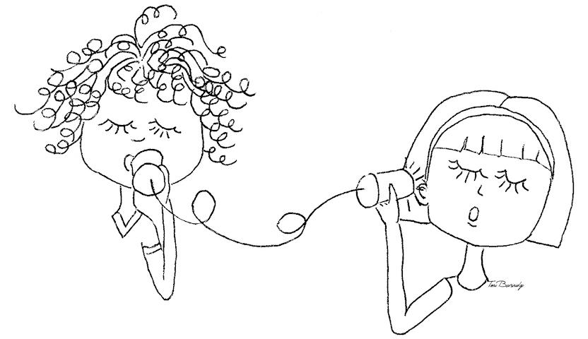Girl Talk by Tori Beveridge