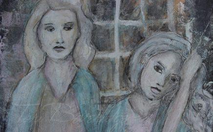 Window Stories 1 by Tori Beveridge Detail 1