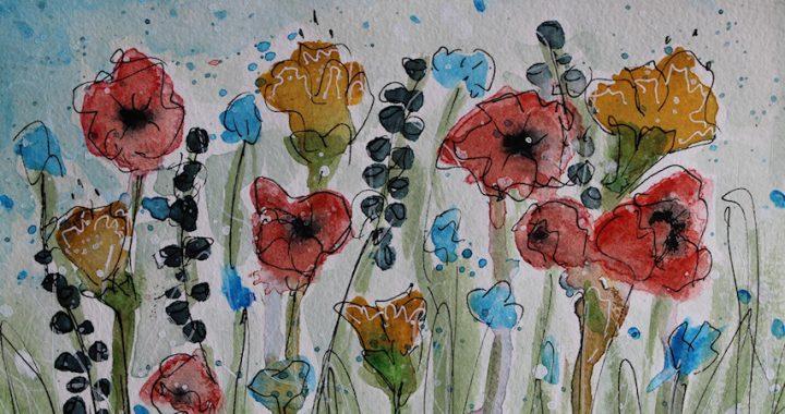 Bloom by Tori Beveridge CU Detail
