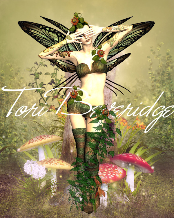Changes by Tori Beveridge Step 1