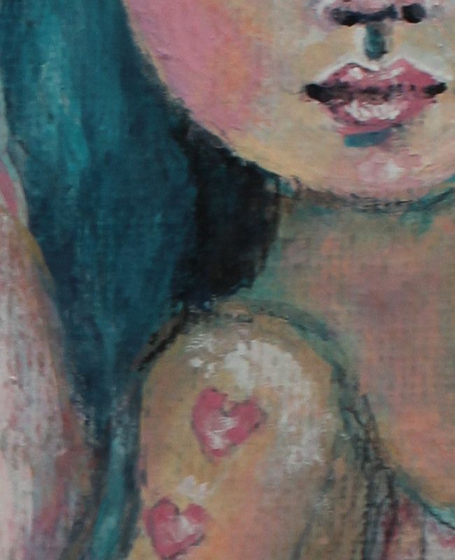 Be Your Own Angel by Tori Beveridge Detail 2