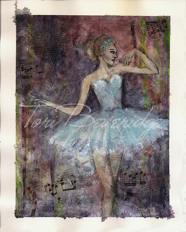 Ballerina by Tori Beveridge