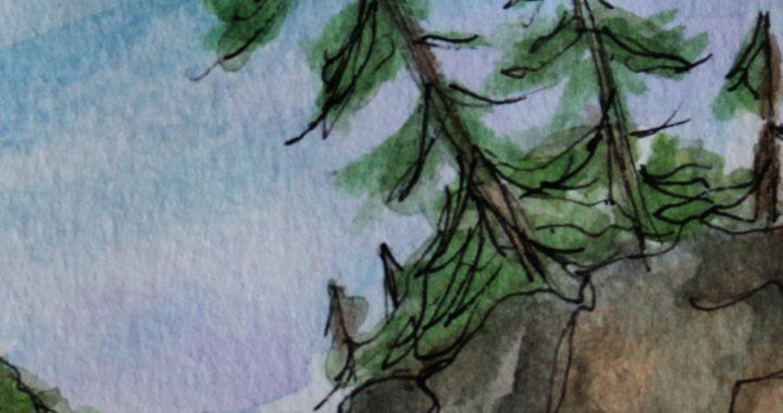 painting 11 by tori beveridge detail